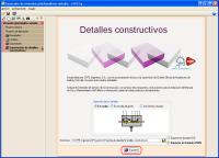 Exportación de detalles constructivos a DXF y DWG desde el Generador de presupuestos