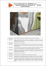 Sistema ETICS Wall-Term