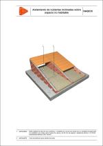 Aislamiento de cubiertas inclinadas sobre espacio no habitable
